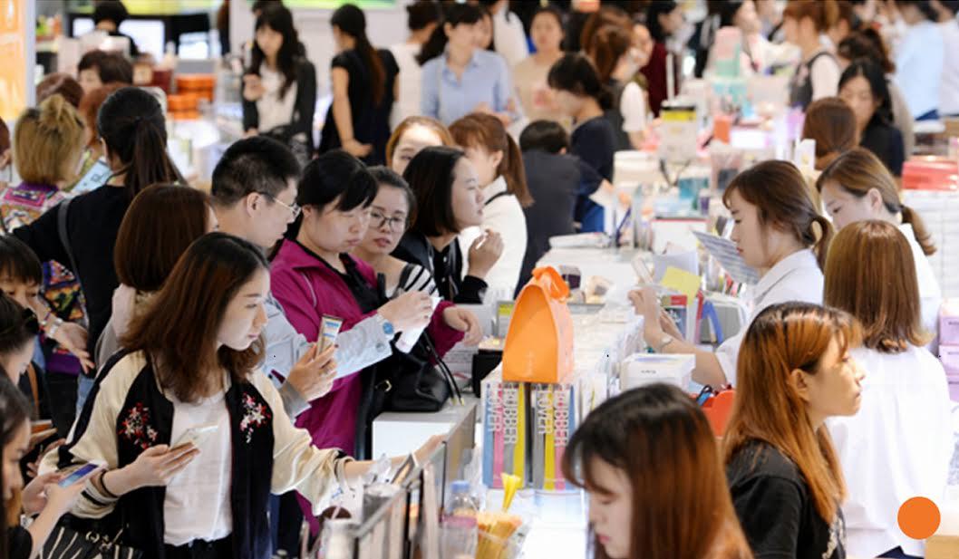 Người Nam Hàn khó chịu với mỹ phẩm Trung Cộng