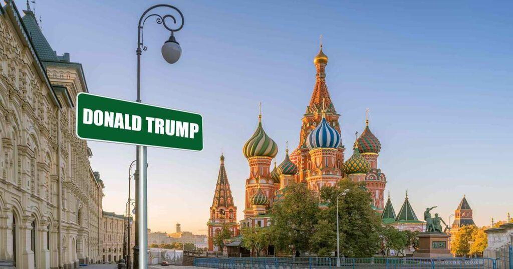 """Thị trấn Nga muốn đổi tên đường từ """"vô thần"""" thành """"Donald Trump"""""""