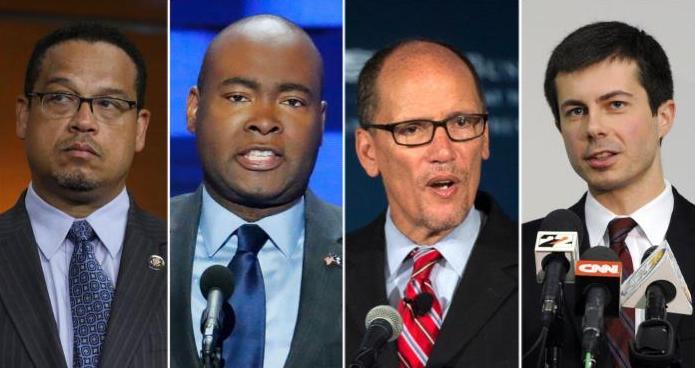 Đảng Dân Chủ chọn chủ tịch để chống tổng thống Donald Trump và đảng Cộng Hòa