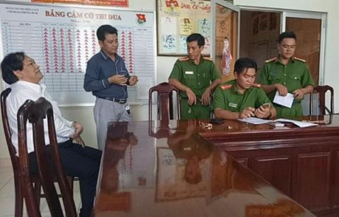 Việt Kiều Úc lừa đảo bị bắt tại Cần Thơ