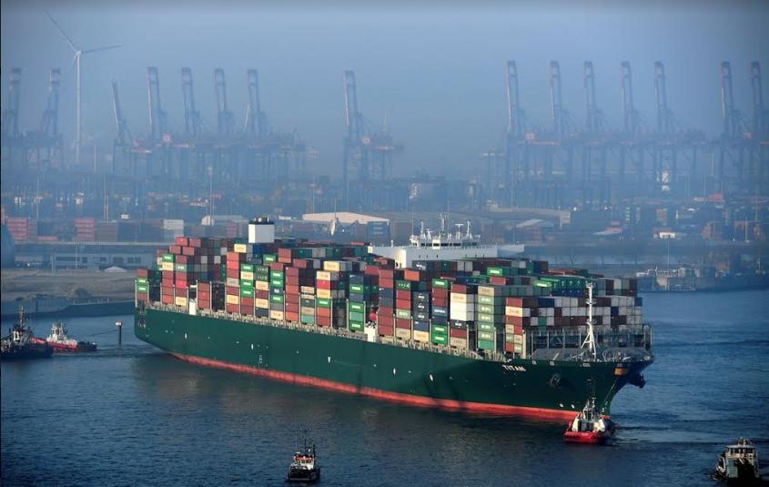 Trung Cộng trở thành đối tác thương mại hàng đầu của Đức