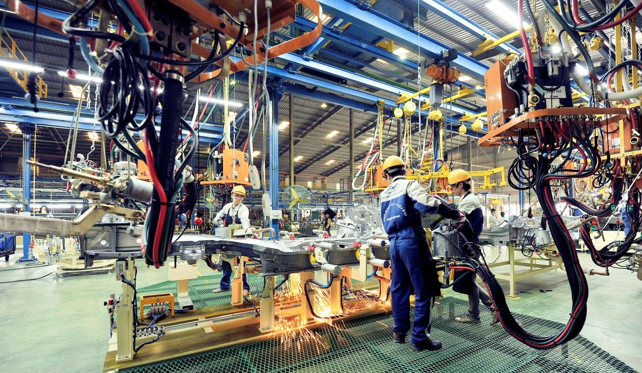 Việt Nam sụp đổ giấc mơ sản xuất xe hơi