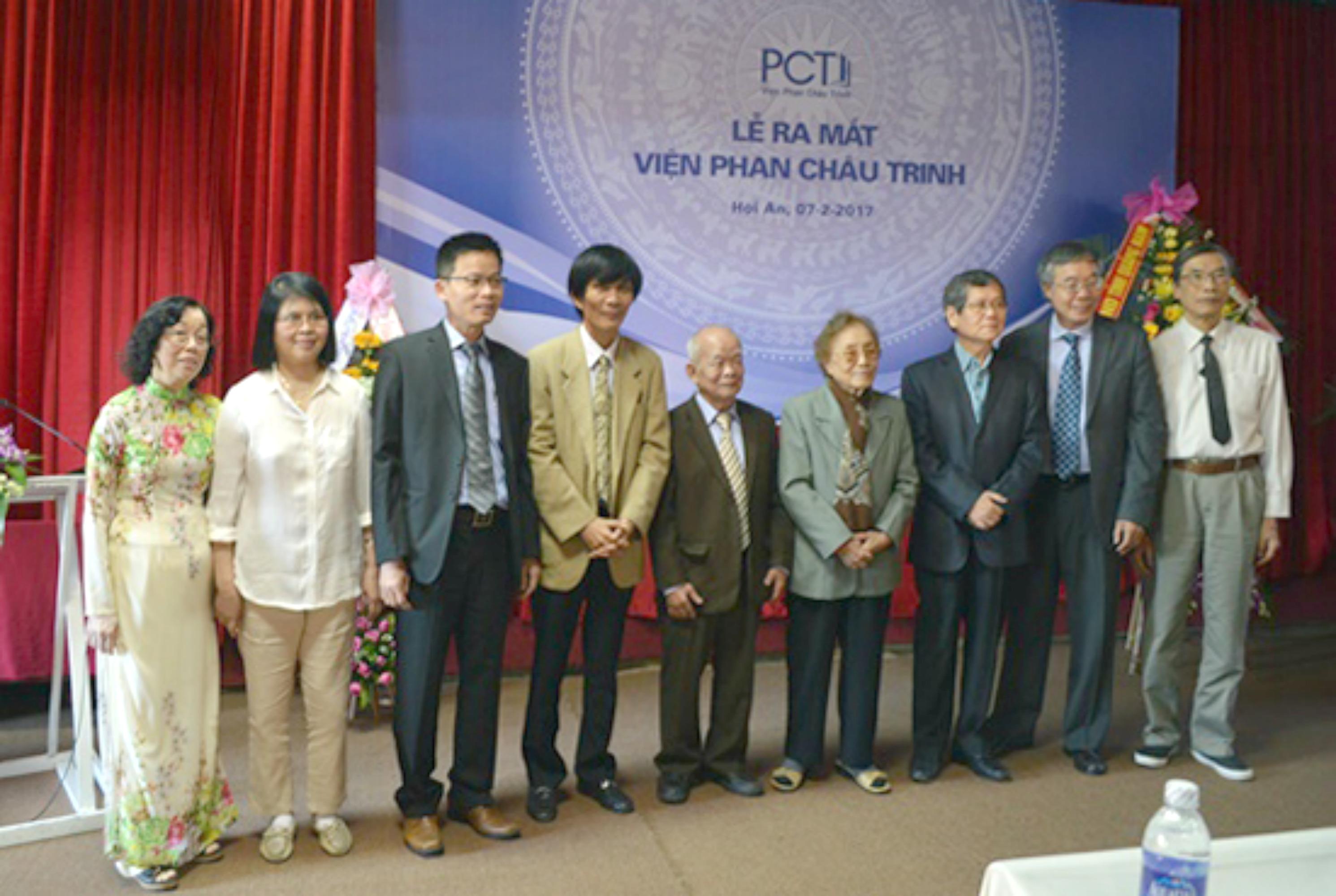 Thành lập Viện Phan Châu Trinh ở Hội An