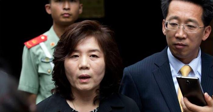 Buổi liên lạc đầu tiên giữa Hoa Kỳ và Bắc Hàn bị hủy bỏ