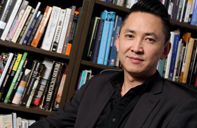 Nhà văn Nguyễn Thanh Việt có sách dự giải National Book Award