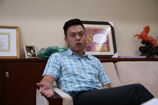 Sabeco chuẩn bị bãi nhiệm con trai cựu bộ trưởng Vũ Huy Hoàng