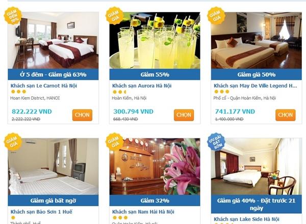 Bộ Tài Chính CSVN đòi đánh thuế các dịch vụ thuê phòng khách sạn trên mạng
