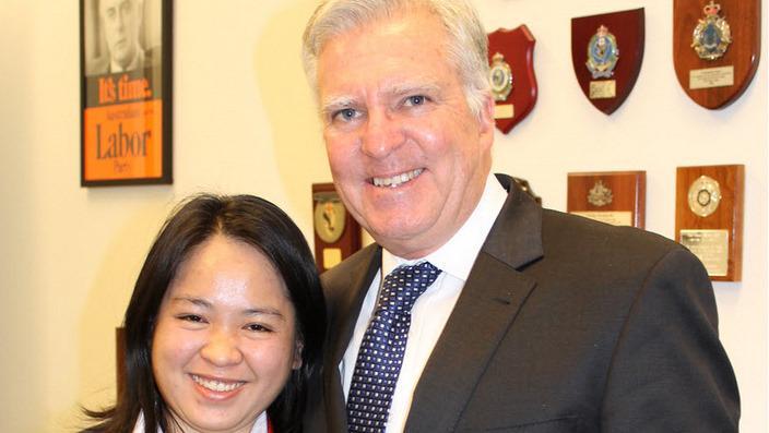 Dân biểu Hayes kêu gọi ngoại trưởng Úc quan tâm đến đàn áp nhân quyền ở Việt Nam