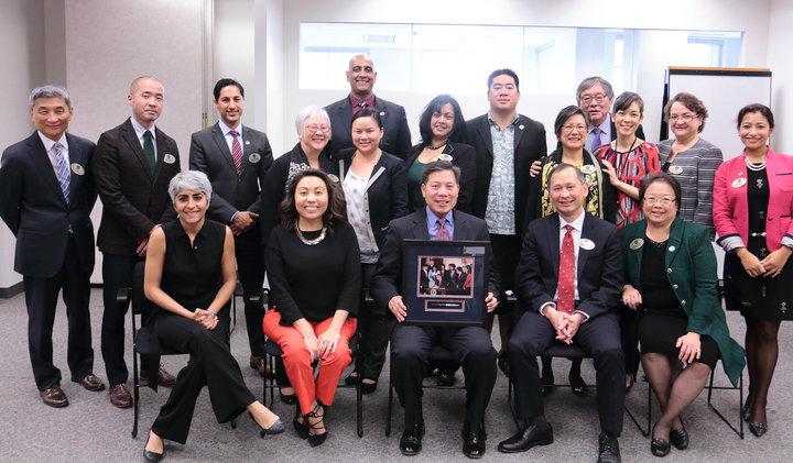 Chủ tịch gốc Việt cùng 9 thành viên trong Hội Đồng Cố Vấn Mỹ Gốc Á Và Dân Đảo Thái Bình Dương từ chức