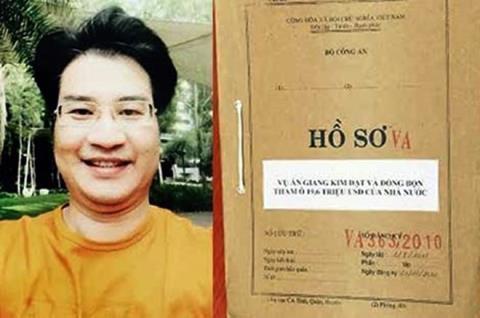Giang Kim Đạt bị đề nghị tử hình trong đại án Vinashinlines