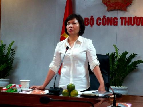 Cựu phó ban tổ chức trung ương đảng: Thứ trưởng Hồ Thị Kim Thoa gom cổ phần sai quy định