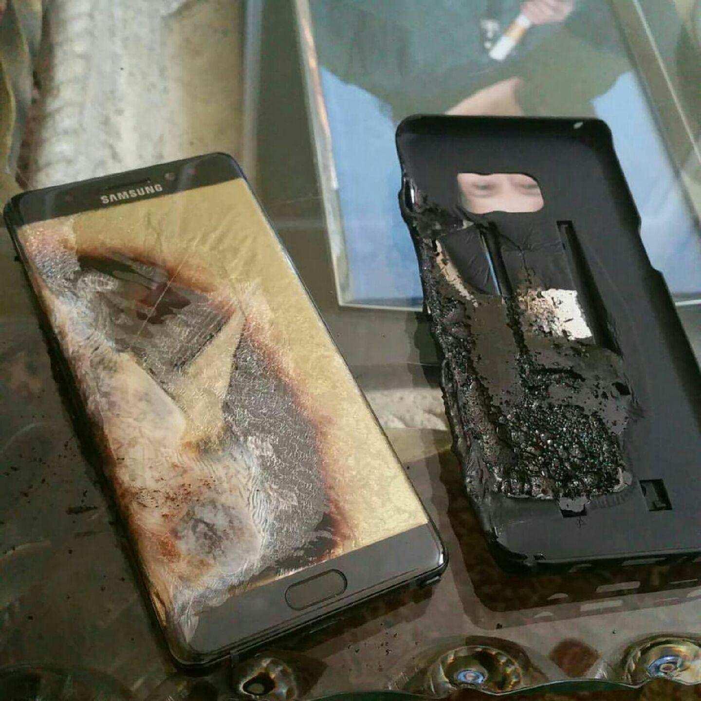 Samsung chuẩn bị đổ điện thoại Galaxy Note 7 tái chế vào Việt Nam