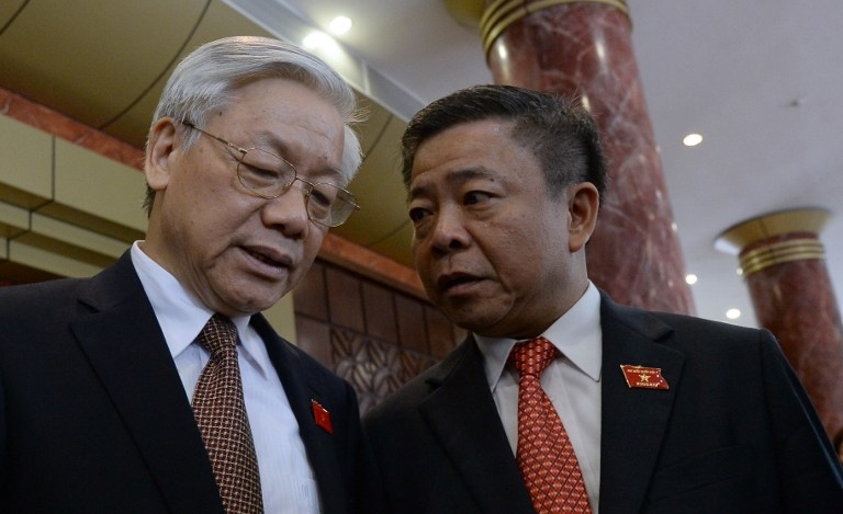 Chính quyền CSVN nêu tên tập thể và cá nhân chịu trách nhiệm vụ Formosa