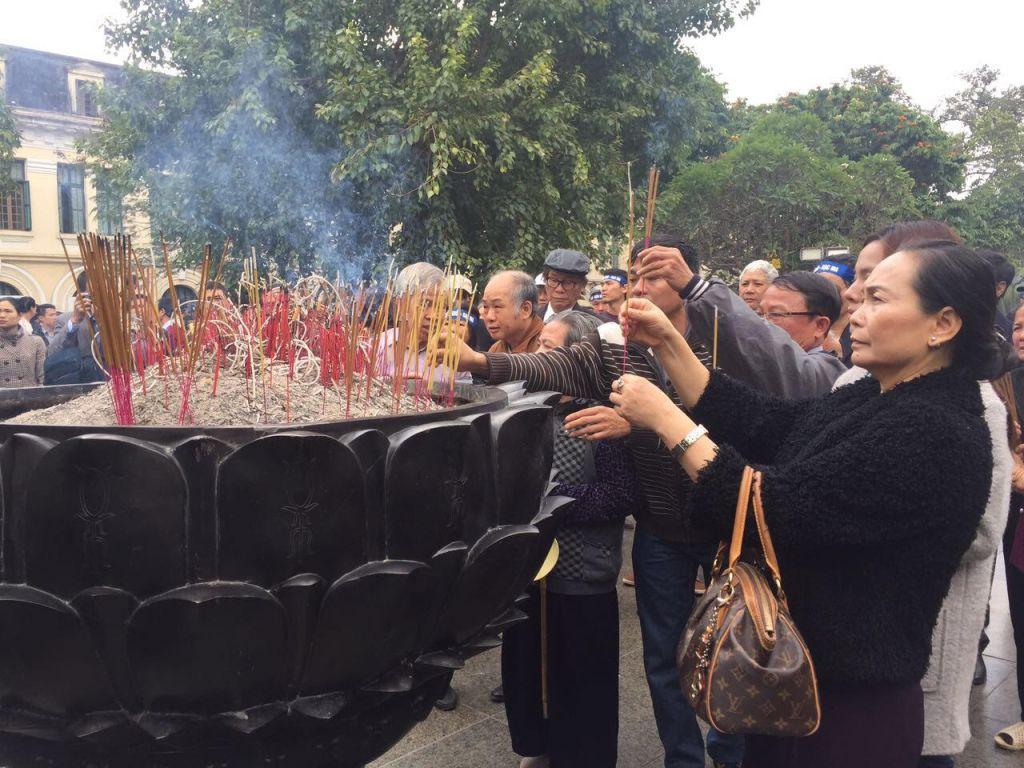 17 cư dân Hà Nội yêu cầu đối thoại với chủ tịch thành phố về vụ đàn áp buổi tưởng niệm 17 tháng 2