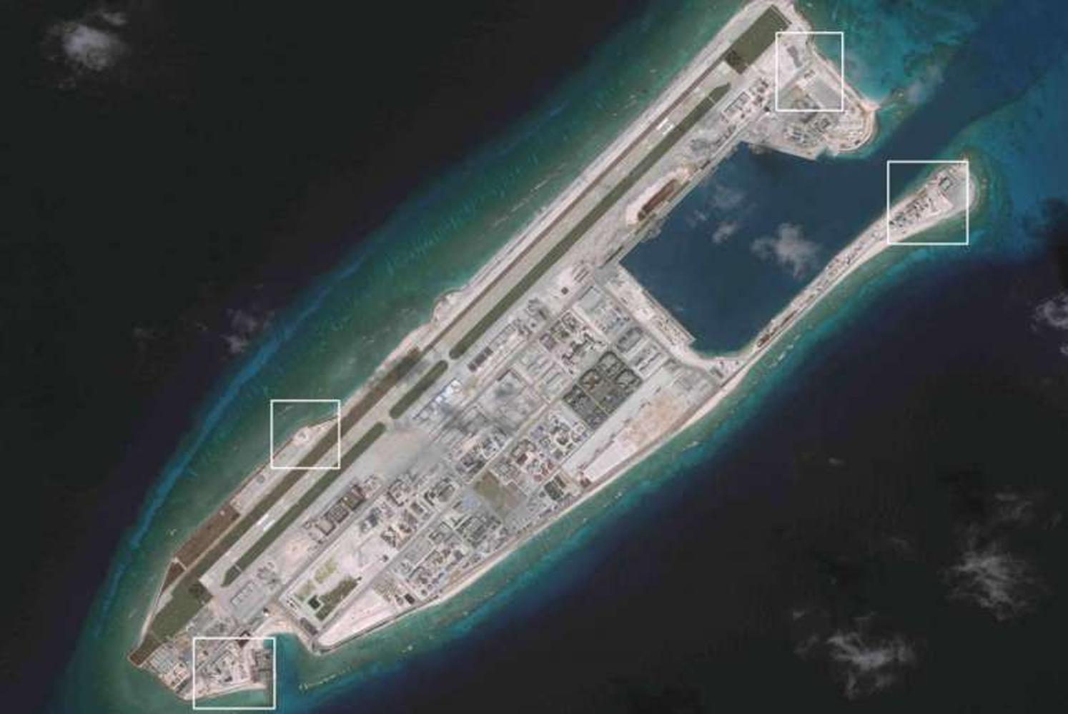 Philippines cho rằng Trung Cộng sẽ xây thêm đảo ở Biển Đông