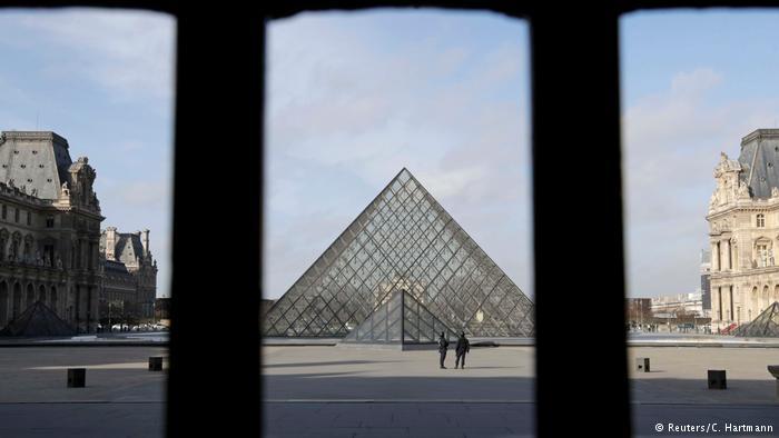 Kẻ tấn công viện bảo tàng Louvre là một công dân Ai Cập