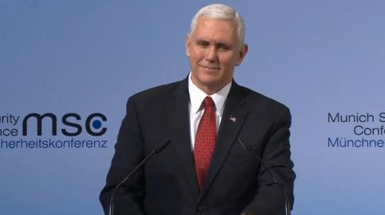 Phó Tổng Thống Mike Pence cam kết Hoa Kỳ sẽ hỗ trợ NATO và Châu Âu