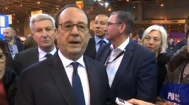 Tổng thống Pháp phản bác nhận xét của tổng thống Trump về Paris