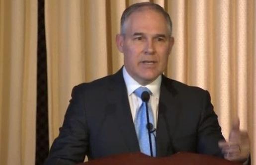 Tân giám đốc EPA tuyên bố hoa kỳ không nhất thiết phải chọn giữa kinh tế và môi trường