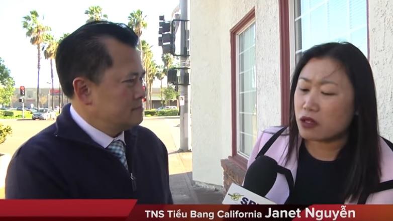 Thượng Nghị Sĩ Janet Nguyễn trở thành biểu tượng tự do ngôn luận trong Đảng Cộng Hòa