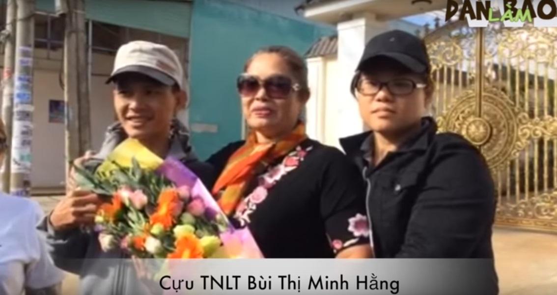 Bà Bùi Minh Hằng: Việt Nam đã trở thành 'cường quốc dân oan'