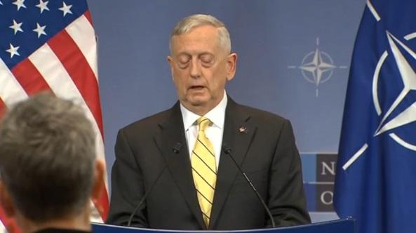 Bộ trưởng quốc phòng Mỹ tuyên bố Nga can thiệp vào cuộc bầu cử, từ chối hợp tác quân sự với Nga