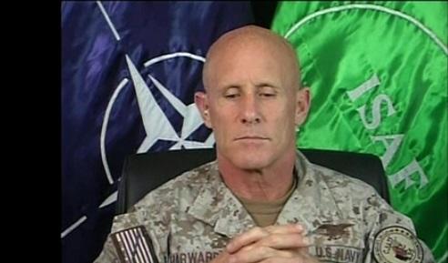 Tướng về hưu Robert Harward từ chối làm cố vấn an ninh quốc gia cho tổng thống Trump