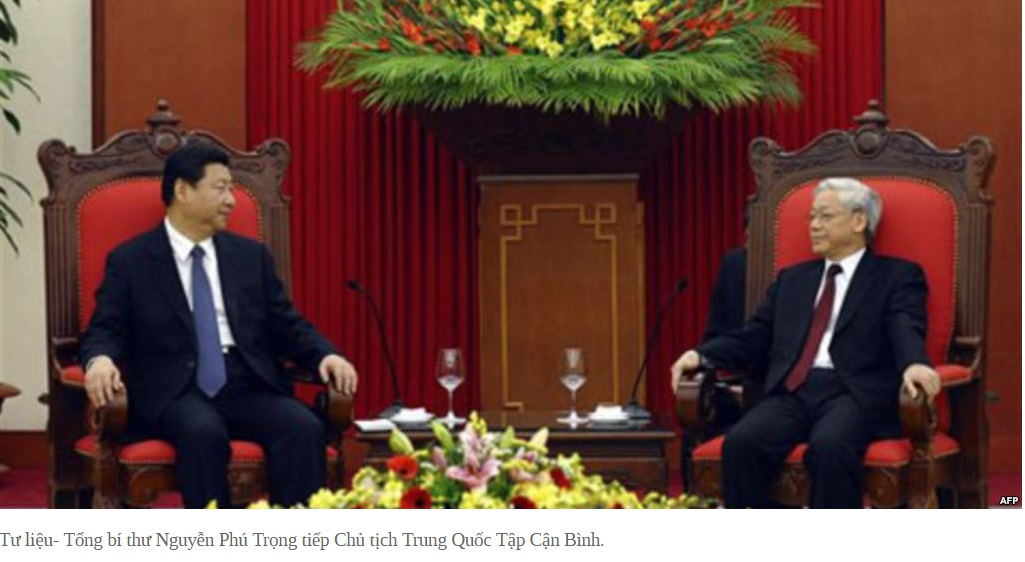 Xu thế chính trị trong ban lãnh đạo Việt Nam hiện nay (Lê Anh Hùng)