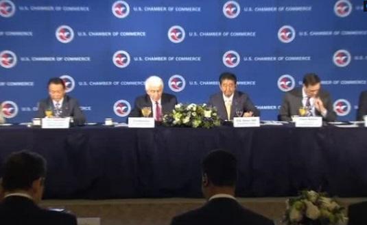 Thủ Tướng Nhật Bản hy vọng làm việc chặt chẽ hơn với ông Trump