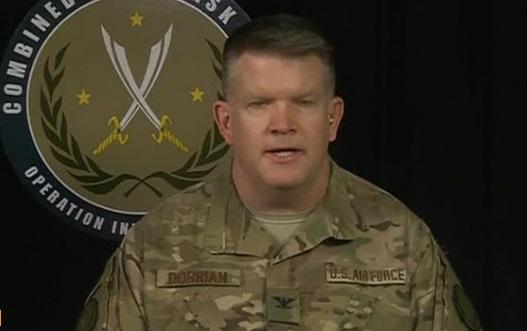 Hoa Kỳ tuyên bố thành trì của ISIS ở Syria sẽ bị cô lập trong những tuần tới