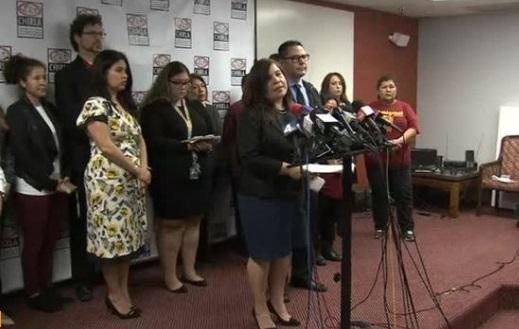 Nhân viên di trú liên bang bố ráp di dân bất hợp pháp tại 6 tiểu bang