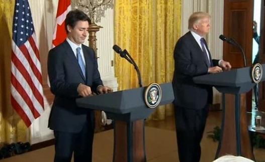 Hoa Kỳ sẽ chỉnh sửa mối quan hệ thương mại với Canada