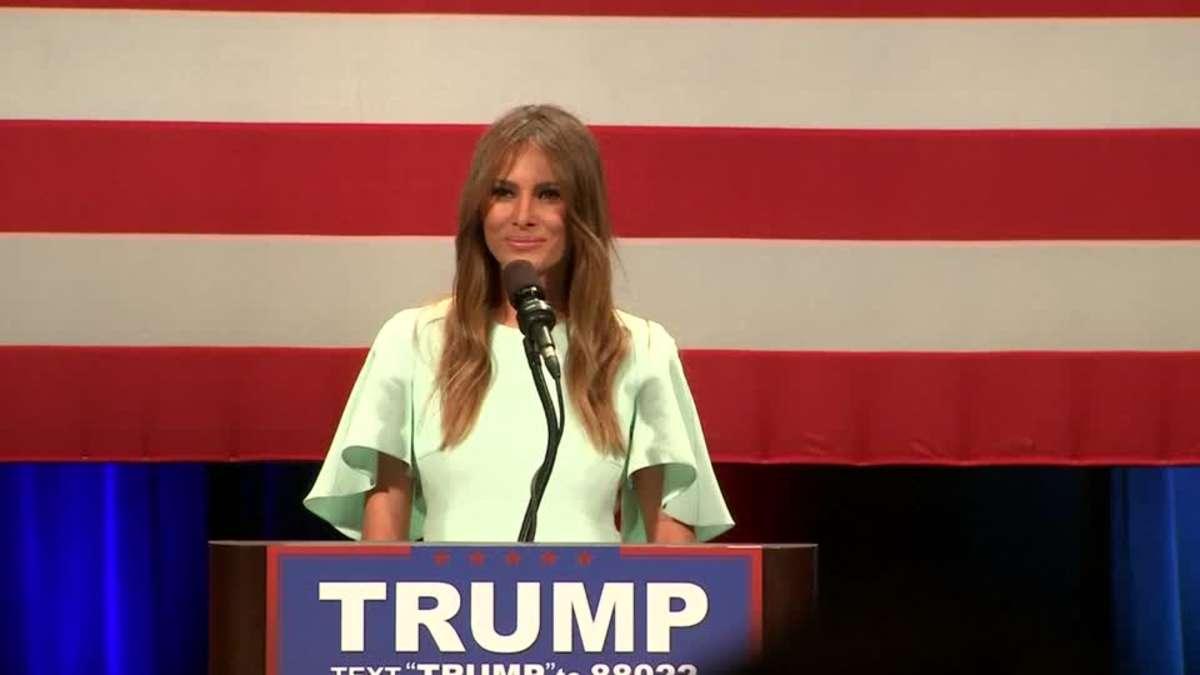 Bà Melania Trump khởi kiện nhật báo Daily Mail của Anh đòi 150 triệu Mỹ Kim vì tội phỉ báng