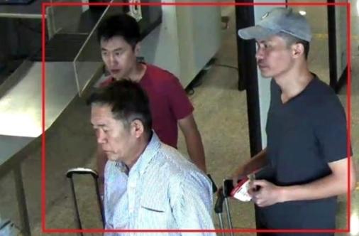 Cảnh sát Mã Lai công bố hình các nam nghi can ám sát Kim Jong Nam