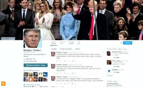 Ông Trump nhắn tin biện hộ cho cuộc đàn áp di dân