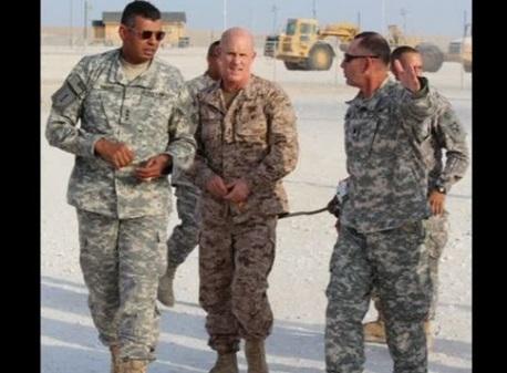Ông Trump đề nghị Phó Đô Đốc Harward làm cố vấn an ninh quốc gia