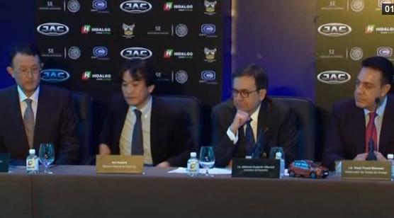 Trung Cộng đầu tư 200 triệu Mỹ kim xây nhà máy sản xuất xe hơi tại Mexico
