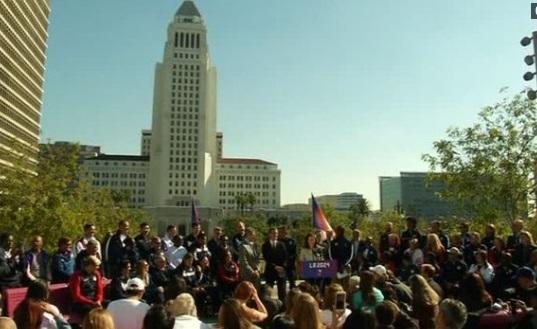 Phong trào đòi tự trị ở tiểu bang California