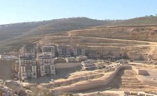 Israel thông qua luật hợp pháp hoá các khu định cư ở West Bank