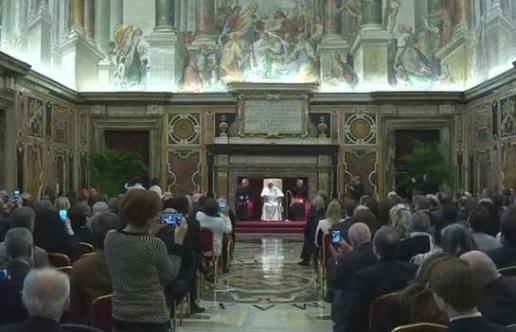 Đức Giáo Hoàng phản đối chủ nghĩa dân tộc chống di dân