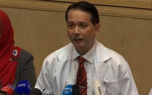 Mã Lai chờ con trai của ông Kim Jong Nam cung cấp mẫu DNA để nhận dạng