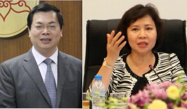 Lại 'việc cần làm ngay': Vì sao đảng điều tra bà Hồ Thị Kim Thoa?
