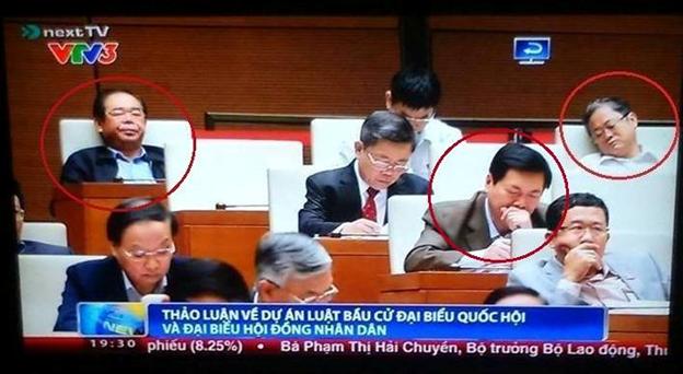 Quốc hội bắt đầu 'siết' chính phủ?