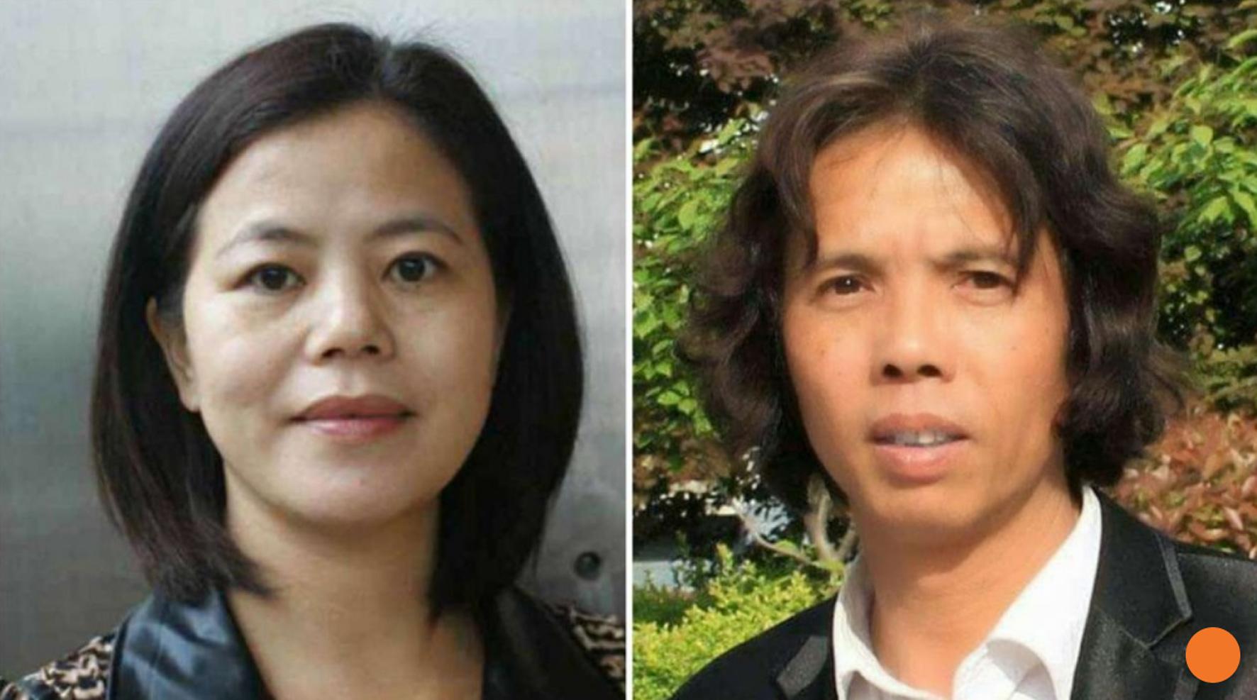 Hai nhà hoạt động Trung Cộng ủng hộ phong trào dân chủ Hong Kong bị kết án tù