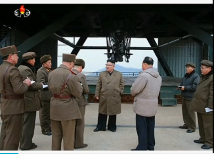 Bắc Hàn ca ngợi động cơ phóng hoả tiễn là sản phẩm thần kỳ