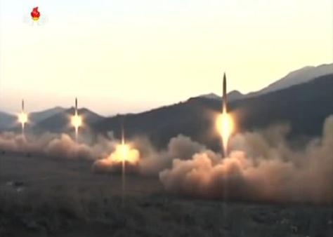 Bắc Hàn doạ thử hoả tiễn mang đầu đạn nguyên tử vài ngày tới