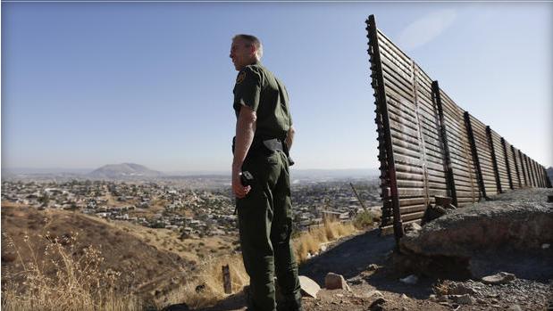 Bức tường biên giới của tổng thống Donald Trump gặp nhiều cản trở