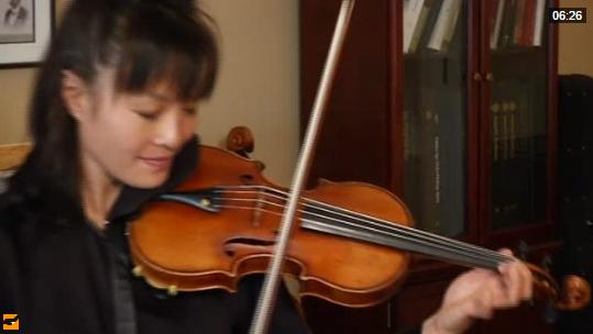 Cây đàn violin Stradivarius mất tích 35 năm trở lại sân khấu hòa nhạc
