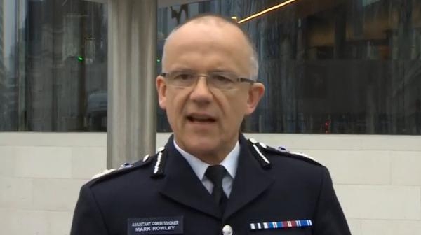 Cảnh Sát Anh bắt thêm 2 nghi can sau vụ tấn công tại Luân Đôn