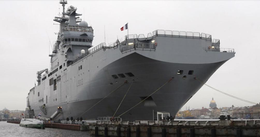 Chiến hạm Pháp tham gia cuộc tập trận chung trên biển Đông